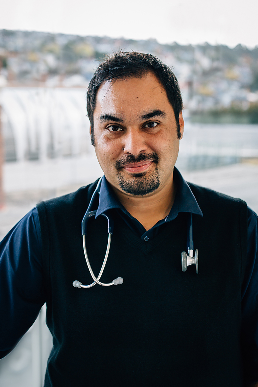 Dr. Arsalan Mahmud